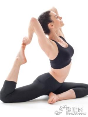 瑜伽減肥法 照著做身材小一號
