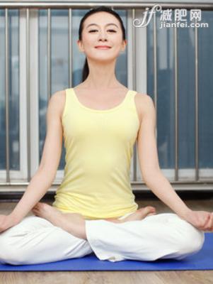 瑜伽減肥8動作 讓你不停瘦瘦瘦