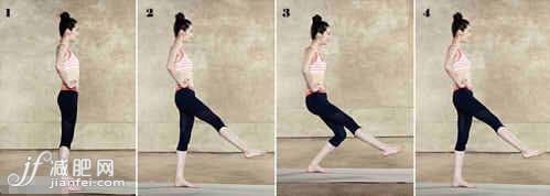 瑜伽減肥5招 招招讓你塑身材